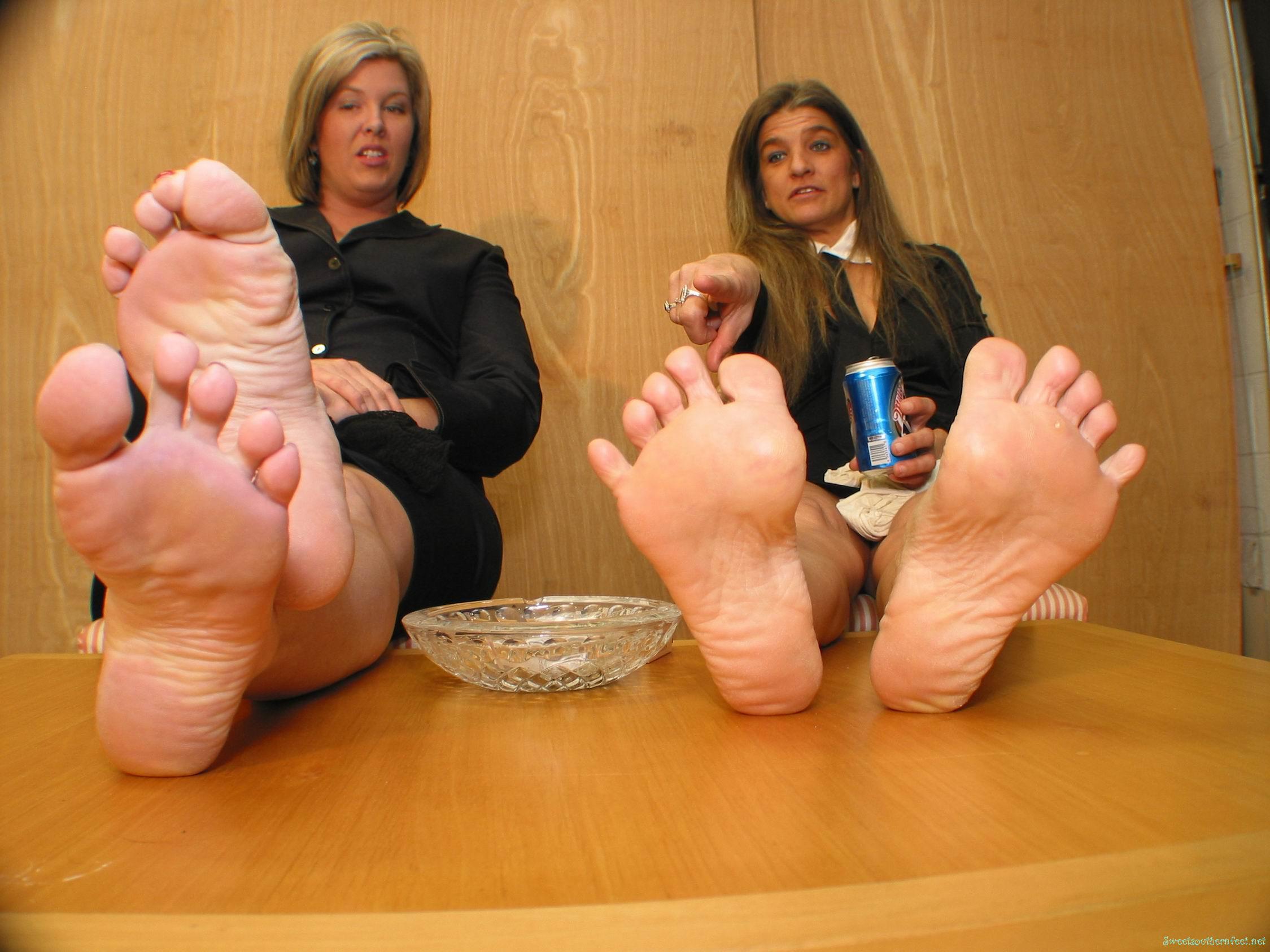 More mature soles