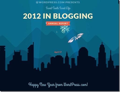 blog report