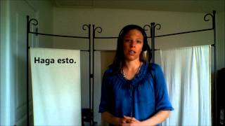 Nonverbal Spanish Strategies