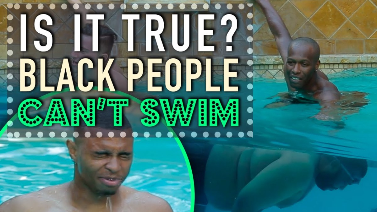 Black People Can't Swim - Is It True?