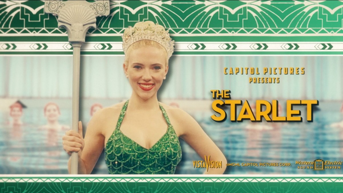 Swimming troupe Aqualillies and Scarlett Johansson making a splash in Hollywood with Coen brothers' 'Hail, Caesar!'