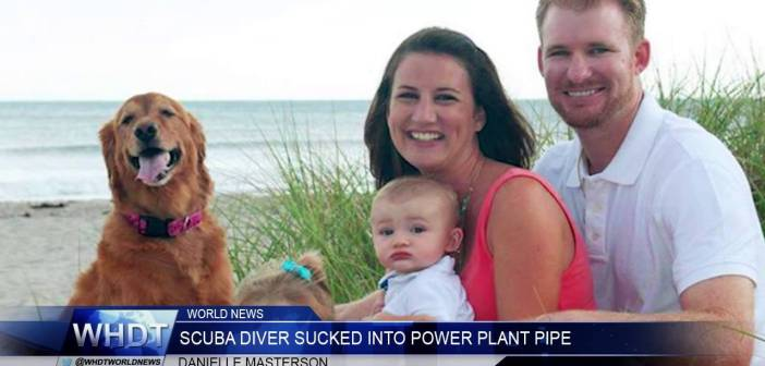 Scuba diver sues after getting sucked into nuclear power plant in Florida
