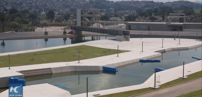 Air Conditioning Debate at Rio Aquatics Center