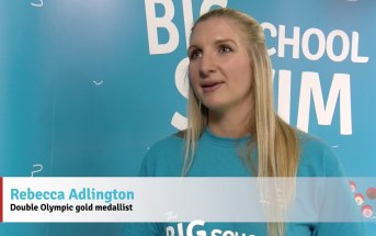 Becky Adlington answers swimming Q&A