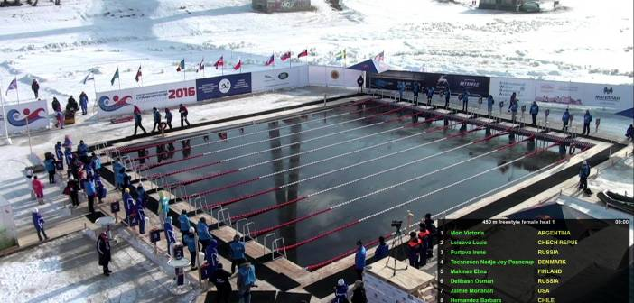 Ice swimming considered for Winter Olympics