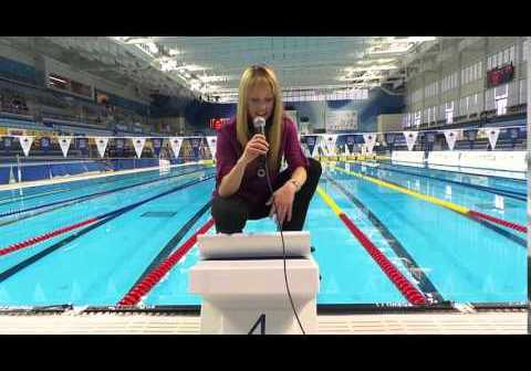 Swimming 101: The story behind what you see at an Olympic pool