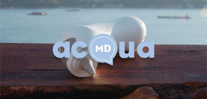 acQuaMD safely removes water from your ears using vibration