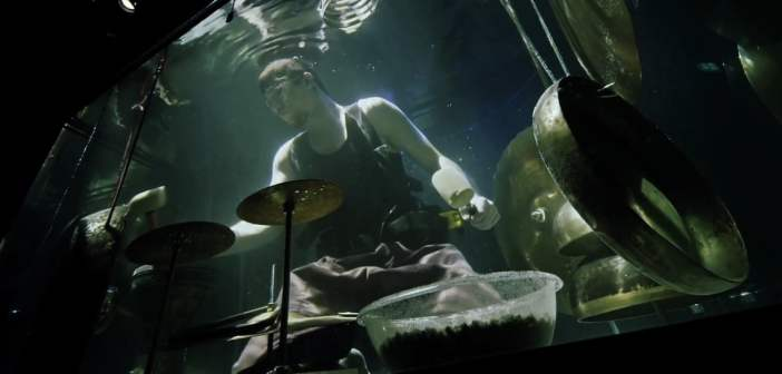 AquaSonic: The First Band To Perform Underwater With Their Subaquatic Music