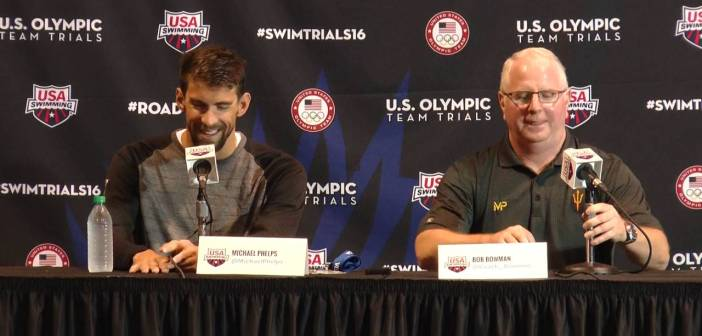 24 Races, 22 Medals: Michael Phelps' history at the Olympics