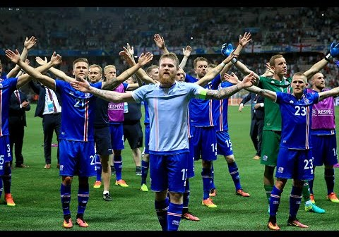 Agnel vows to swim around Iceland if they win the UEFA Euro 2016