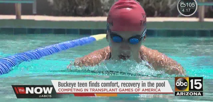 Buckeye teen proves anything is possible after liver transplant