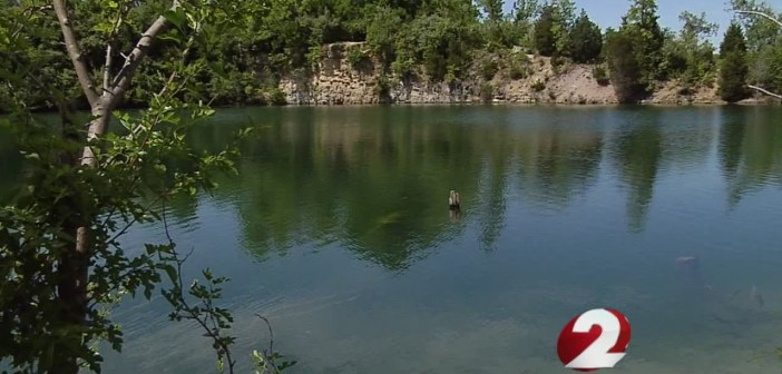Police to start cracking down on swimming at Trotwood lake