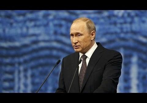 Putin slams Russian athletes Rio Olympics doping ban