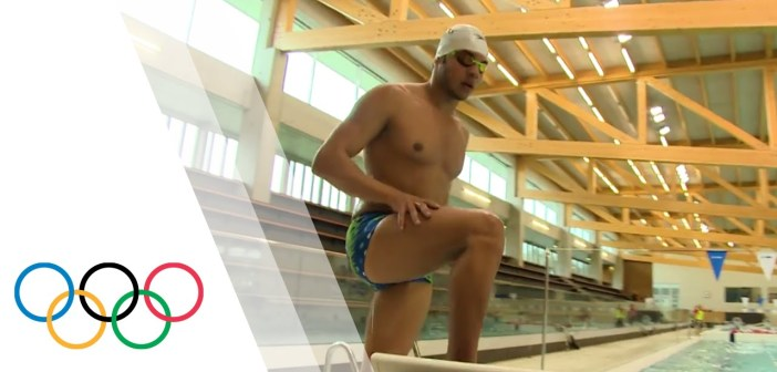 Rami Anis – the Syrian Refugee Swimming Butterfly at Rio | Refugee Olympic Team