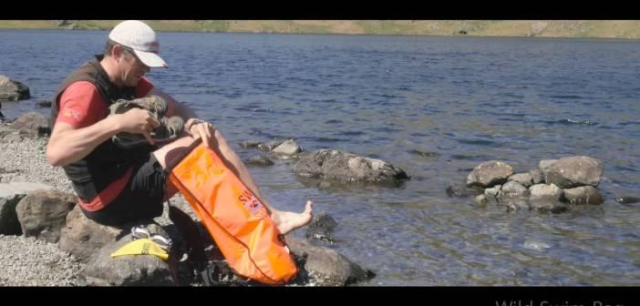 Wild Swim Bag Developed by Swim Secure (Chillswim)