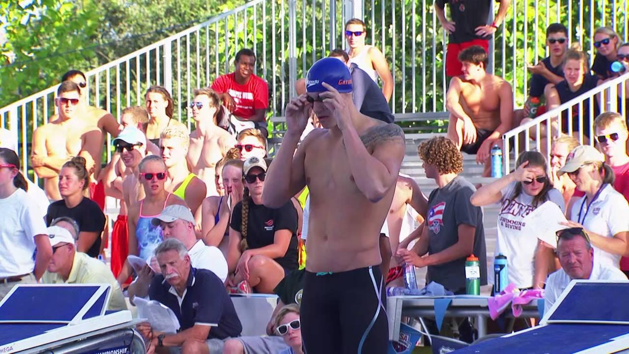 Caeleb Dressel – Meet the USA Swimming Olympic Team 2016