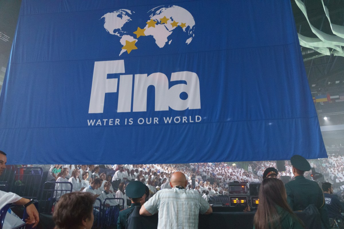 FINA Releases Statement Concerning Participation of Russia at the Rio 2016 Olympic Games