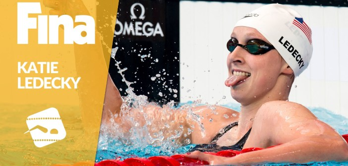 Katie Ledecky is redefining the limits of athletic performance