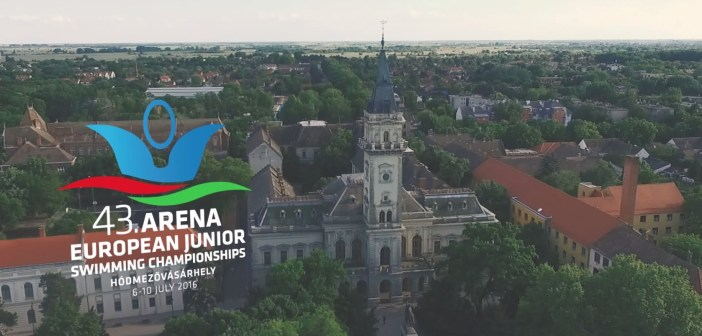 Live Timing and Streaming from the 2016 European Junior Swimming Championships