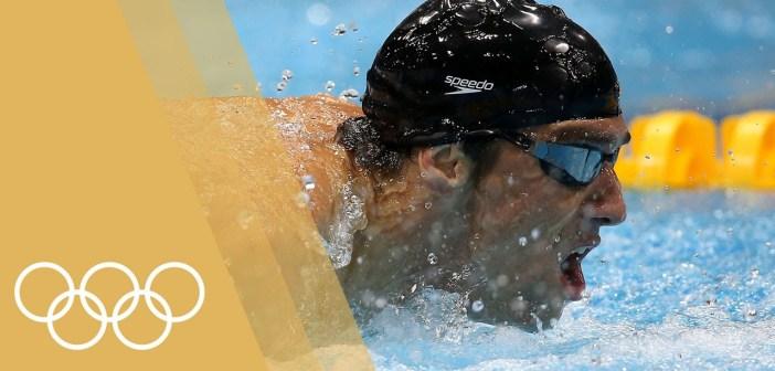 Michael Phelps [USA] – Men's 200m Medley | Champions of London 2012