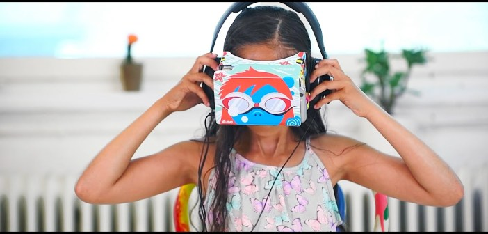 """Swedish Swimming Launches VR-Campaign """"The Power of Swimming"""" to Promote Water Confidence"""