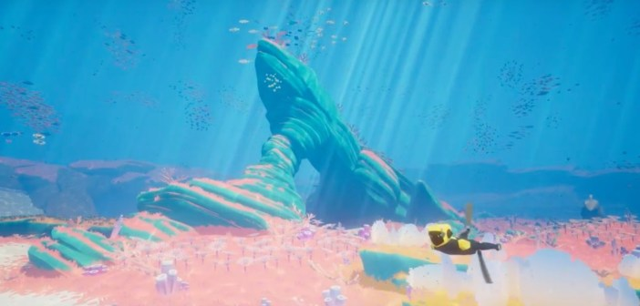 "Underwater video game ""Abzû"" aims for the dream of perfect scuba diving"