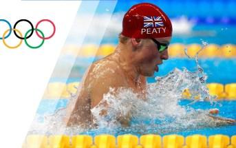 Adam Peaty: My Rio Highlights