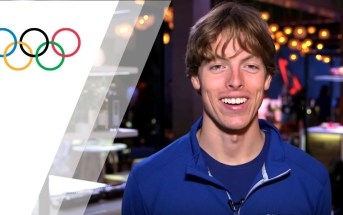 Connor Jaeger takes on Tokyo 2020 Quiz