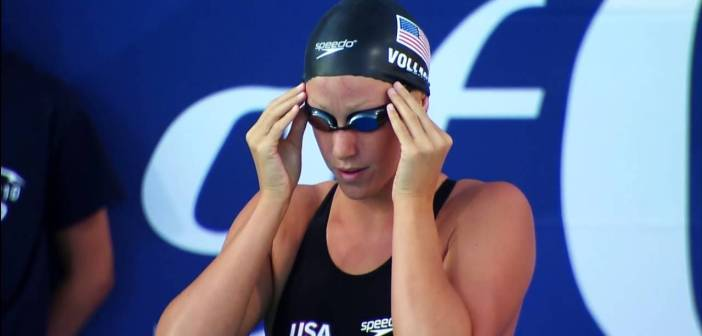 Dana Vollmer – USA Swimming Olympic Team 2016