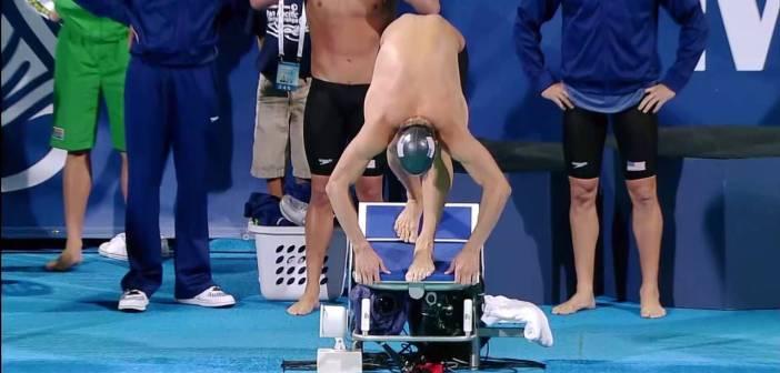 Michael Phelps – USA Swimming Olympic Team 2016