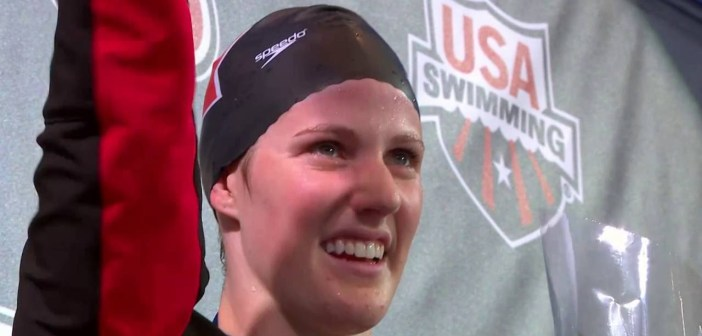 Missy Franklin – USA Swimming Olympic Team 2016