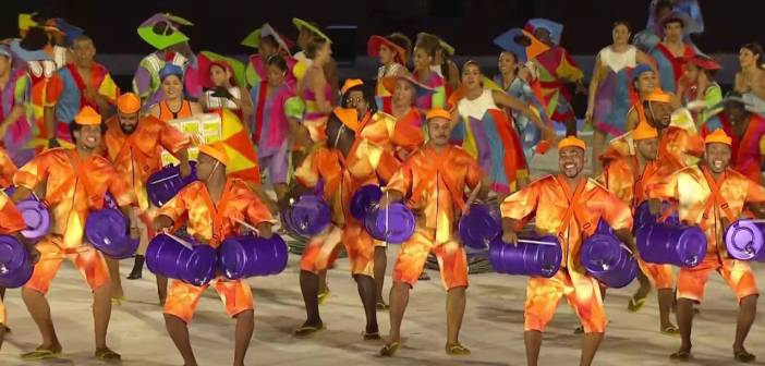 Highlights From The Rio 2016 Paralympics Opening Ceremony