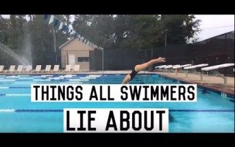 Lies Swimmers Tell Their Coaches