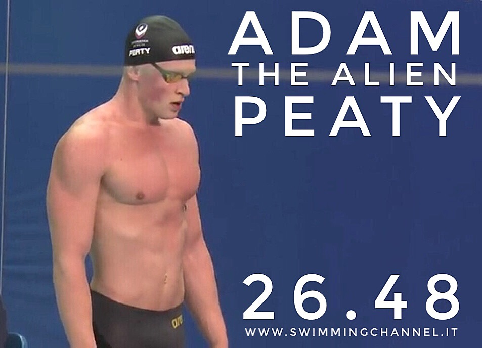Adam Peaty - www.swimmngchannel.it