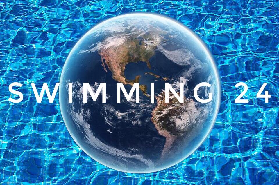 Swimming 24 Copertina