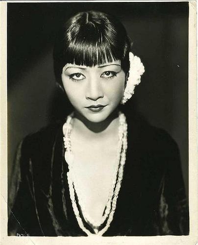 Anna May Wong : Swing Fashionista