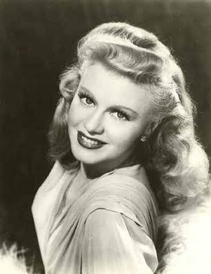 hairstyles of ginger rogers