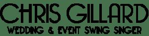 Chris Gillard Wedding Singer Kent and London Logo