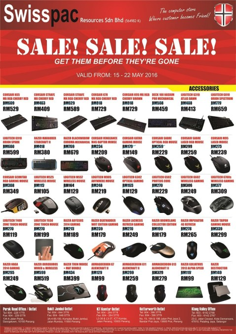 Sales Promotion v2 - Gaming Accessories i
