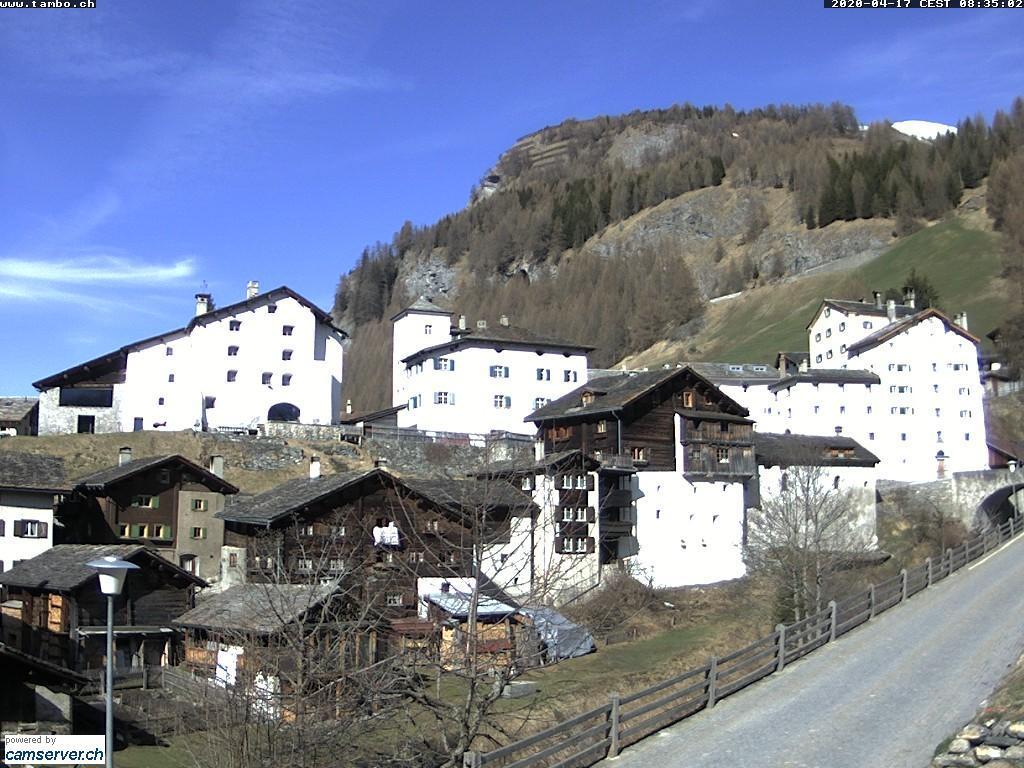 Splügen - Historischer Dorfkern
