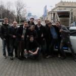 Warsawa med ingeniør gjengen