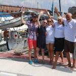 Mari og Lars går av i Almeria! Takk for et supert besøk!