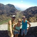 Kjøre tur rundt på Gomera :)