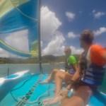 Kult å seile med så kjapp respons