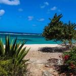 Nordsiden av Barbuda