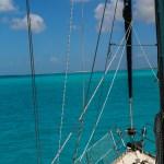 Approaching Barbuda