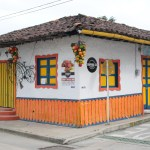 Typiske hus i Salento
