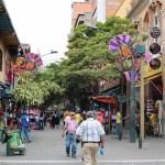 Handlestrøk i Medellin