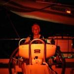 Nattevakt på vei fra Santa Marta til San Blas