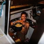 Natali har laget vegetar pasta bolognese :)